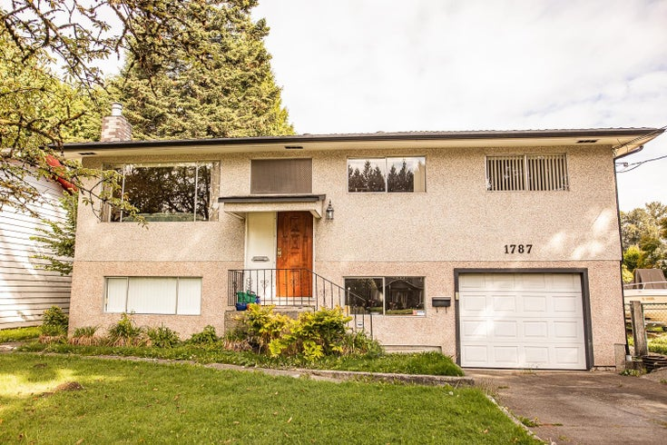 1787 LANGAN AVENUE - Central Pt Coquitlam House/Single Family for sale, 4 Bedrooms (R2616610)