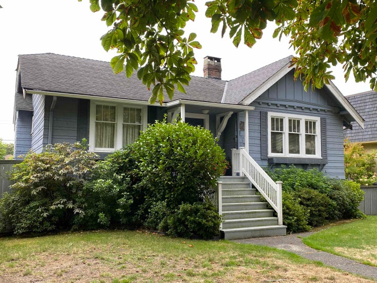 2072 W 43RD AVENUE - Kerrisdale House/Single Family for sale, 3 Bedrooms (R2616628)