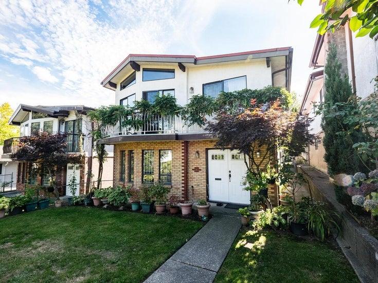 418 E 21ST AVENUE - Fraser VE House/Single Family for sale, 5 Bedrooms (R2616681)