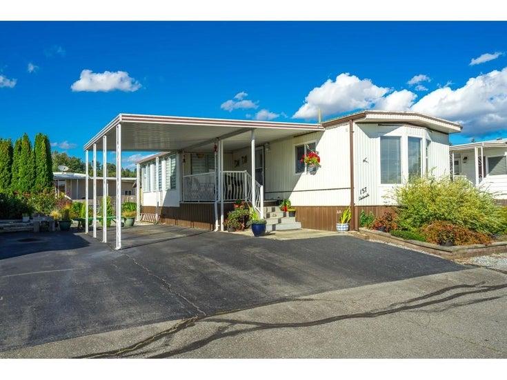 157 27111 0 AVENUE - Aldergrove Langley Manufactured for sale, 2 Bedrooms (R2616701)