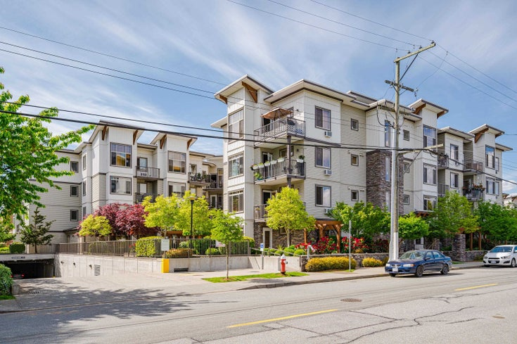 415 11887 BURNETT STREET - East Central Apartment/Condo for sale, 1 Bedroom (R2616726)