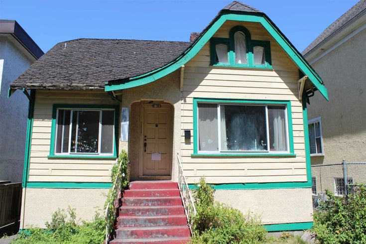 1517 FRANCES STREET - Hastings House/Single Family for sale, 6 Bedrooms (R2616742)