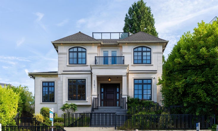 4586 W 4TH AVENUE - Point Grey House/Single Family for sale, 6 Bedrooms (R2616769)