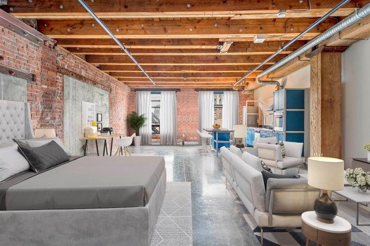414 55 E CORDOVA STREET - Downtown VE Apartment/Condo for sale, 1 Bedroom (R2616784)