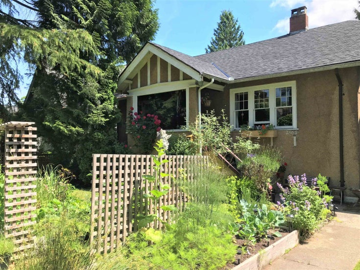 3868 LAUREL STREET - Cambie House/Single Family for sale, 6 Bedrooms (R2616797)