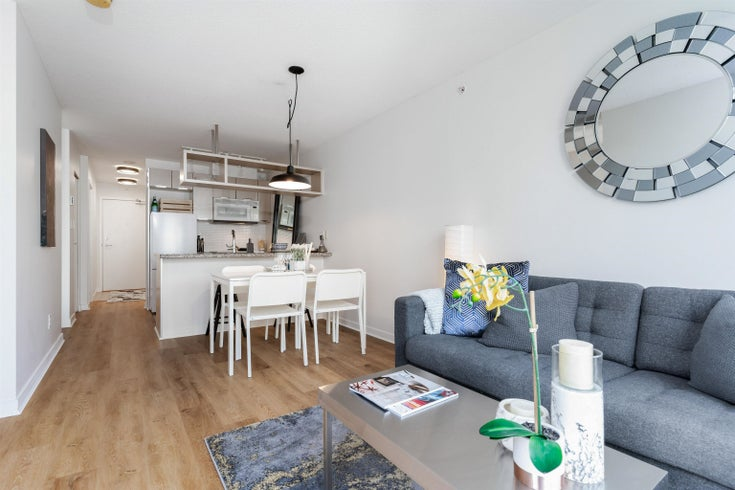 705 1082 SEYMOUR STREET - Downtown VW Apartment/Condo for sale, 1 Bedroom (R2616799)