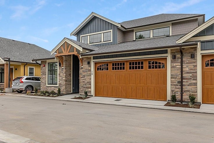 15 4750 228 STREET - Salmon River Townhouse for sale, 4 Bedrooms (R2616812)