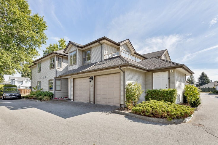 7 19160 119 AVENUE - Central Meadows Townhouse for sale, 2 Bedrooms (R2616847)