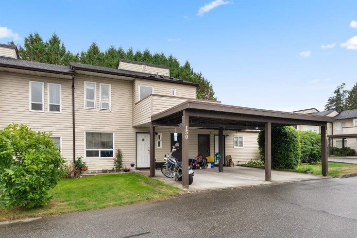 150 2844 273 STREET - Aldergrove Langley Townhouse for sale, 3 Bedrooms (R2616850)