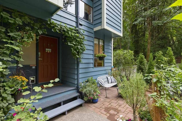 170 BROOKSIDE DRIVE - Port Moody Centre Townhouse for sale, 4 Bedrooms (R2616873)