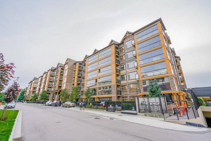 301 8157 207 STREET - Willoughby Heights Apartment/Condo for sale, 1 Bedroom (R2616881)