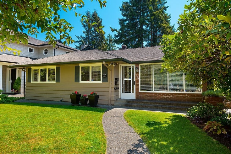1183 CORTELL STREET - Pemberton Heights House/Single Family for sale, 3 Bedrooms (R2616883)