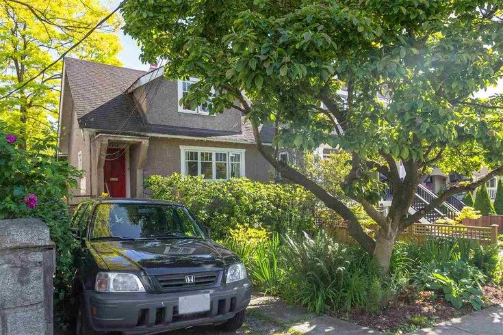 2540 W 5TH AVENUE - Kitsilano House/Single Family for sale, 3 Bedrooms (R2616892)