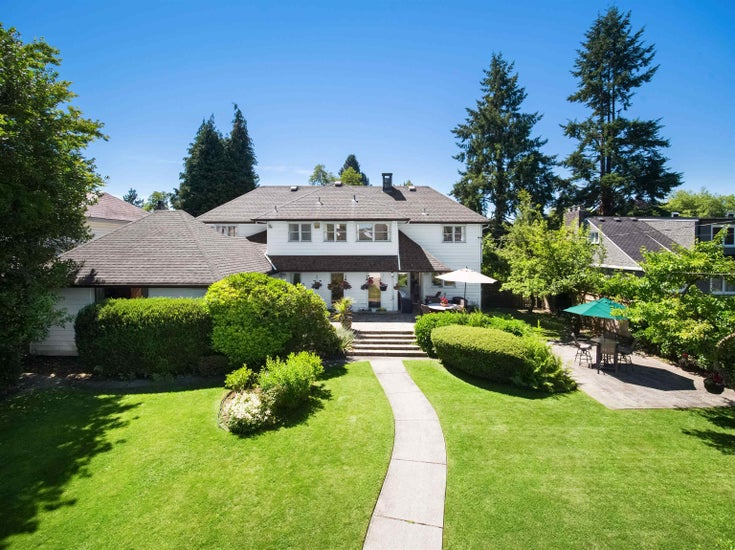 1655 W 41ST AVENUE - Shaughnessy House/Single Family for sale, 5 Bedrooms (R2616894)