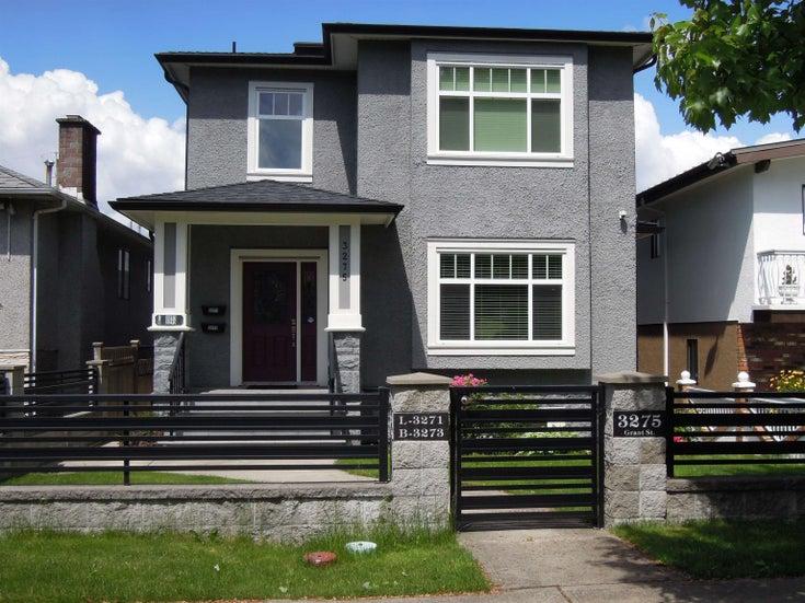 3275 GRANT STREET - Renfrew VE House/Single Family for sale, 9 Bedrooms (R2616895)
