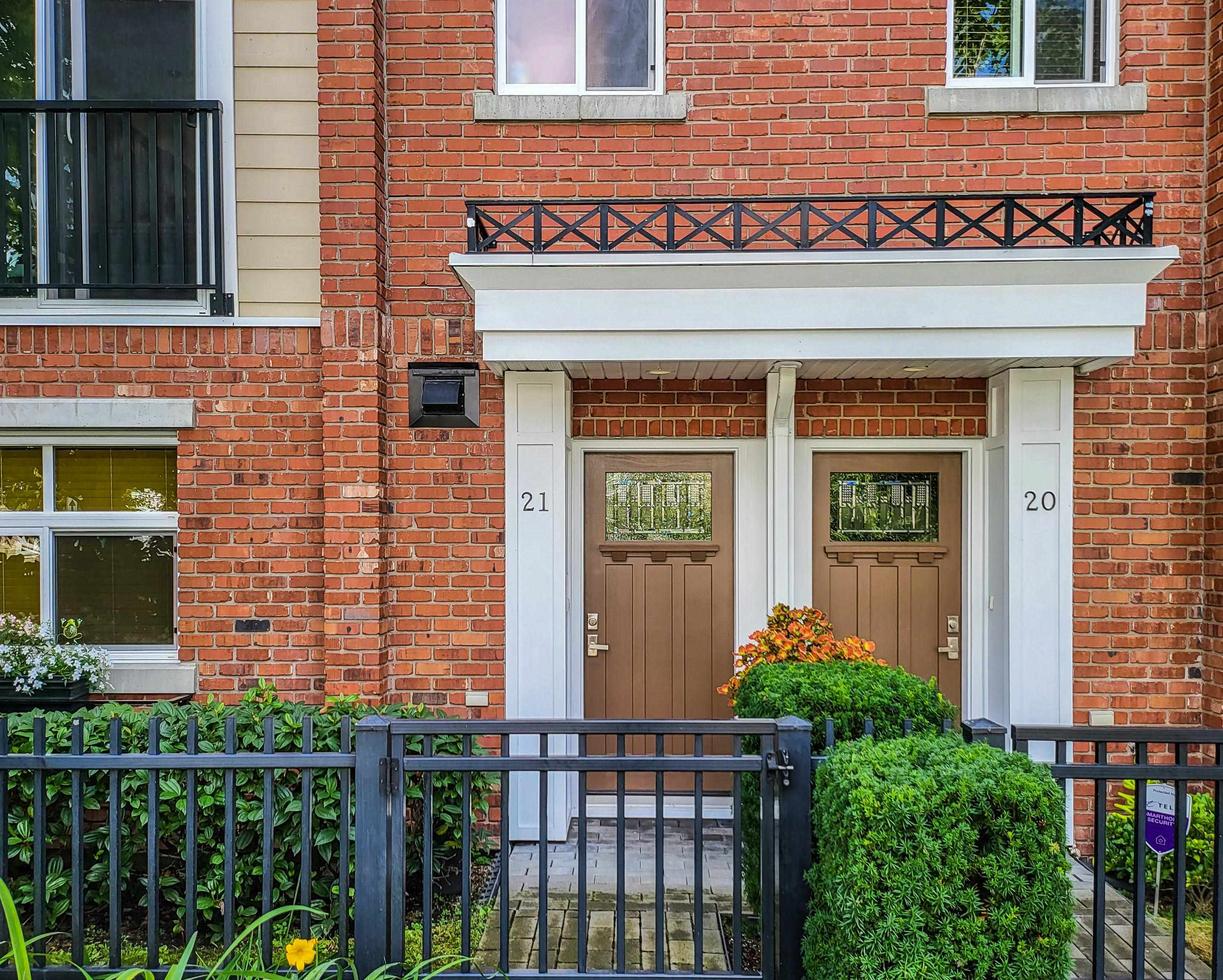 21 20738 84 AVENUE - Willoughby Heights Townhouse for sale, 3 Bedrooms (R2616914) - #2