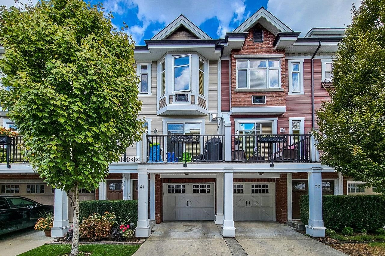 21 20738 84 AVENUE - Willoughby Heights Townhouse for sale, 3 Bedrooms (R2616914) - #4