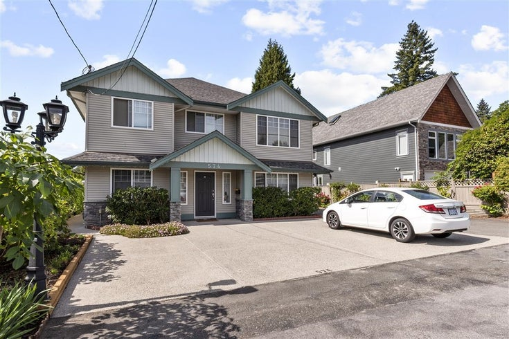574 GATENSBURY STREET - Central Coquitlam House/Single Family for sale, 7 Bedrooms (R2616915)