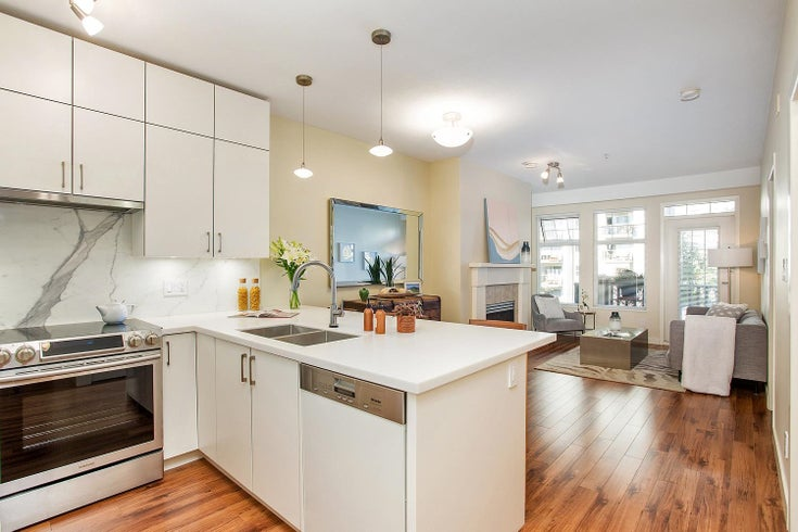 310 1388 NELSON STREET - West End VW Apartment/Condo for sale, 1 Bedroom (R2616916)