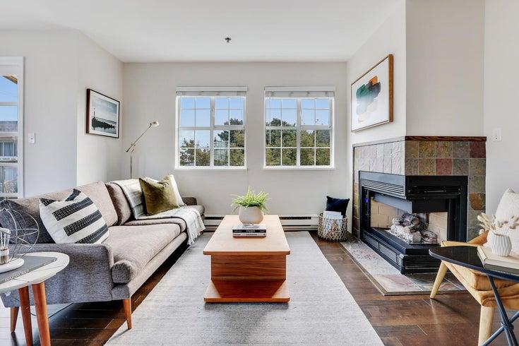 402 2091 VINE STREET - Kitsilano Apartment/Condo for sale, 2 Bedrooms (R2616919)