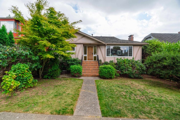 1750 W 60TH AVENUE - South Granville House/Single Family for sale, 6 Bedrooms (R2616924)
