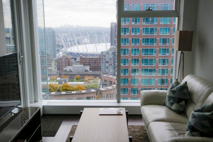 2810 777 RICHARDS STREET - Downtown VW Apartment/Condo for sale, 1 Bedroom (R2616942)