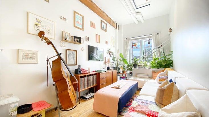 120 2556 E HASTINGS STREET - Renfrew VE Apartment/Condo for sale, 1 Bedroom (R2616943)