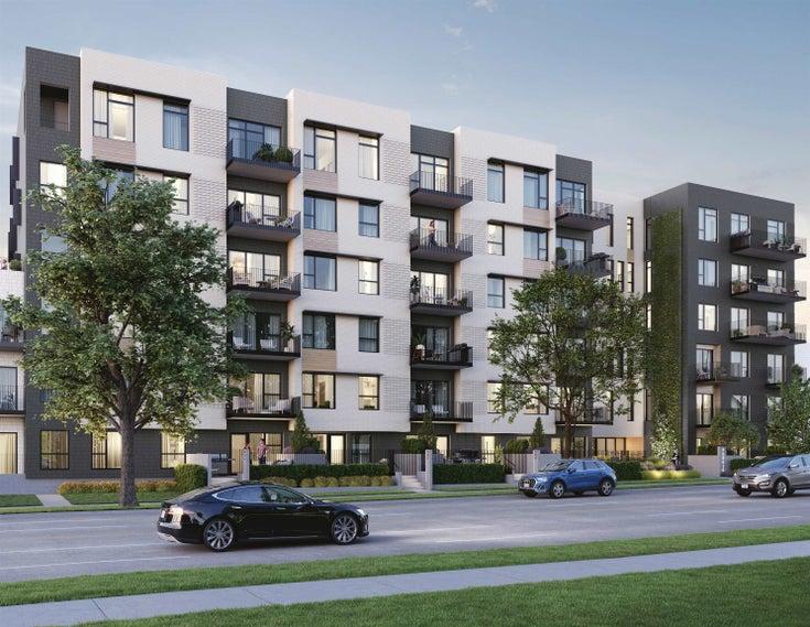 214 2235 E BROADWAY - Grandview Woodland Apartment/Condo for sale, 1 Bedroom (R2616948)