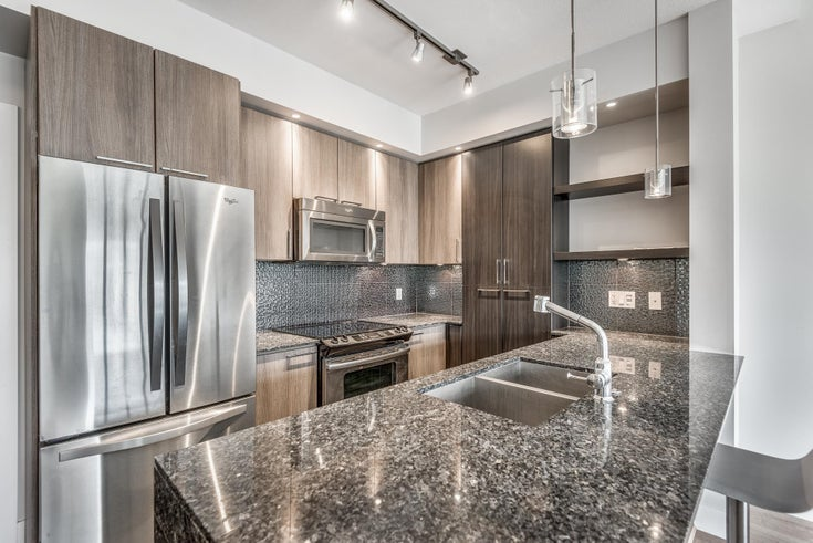 B411 20211 66 AVENUE - Willoughby Heights Apartment/Condo for sale, 1 Bedroom (R2616962)
