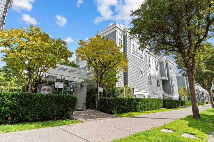 102 665 W 7TH AVENUE - Fairview VW Townhouse for sale, 2 Bedrooms (R2616963)