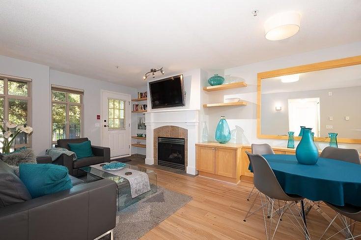 3062 W 4TH AVENUE - Kitsilano Townhouse for sale, 1 Bedroom (R2616983)