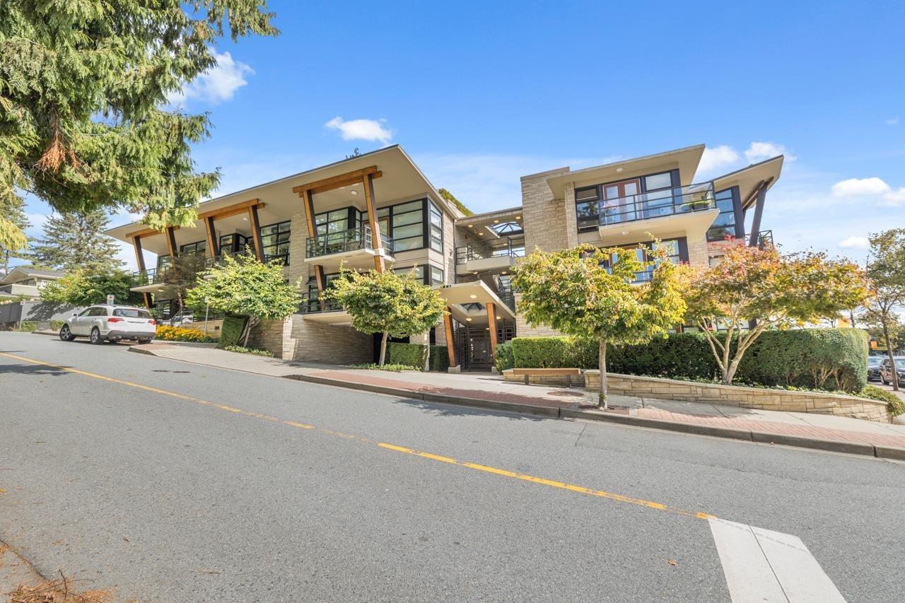 4 1891 MARINE DRIVE - Ambleside Apartment/Condo for sale, 2 Bedrooms (R2617064)