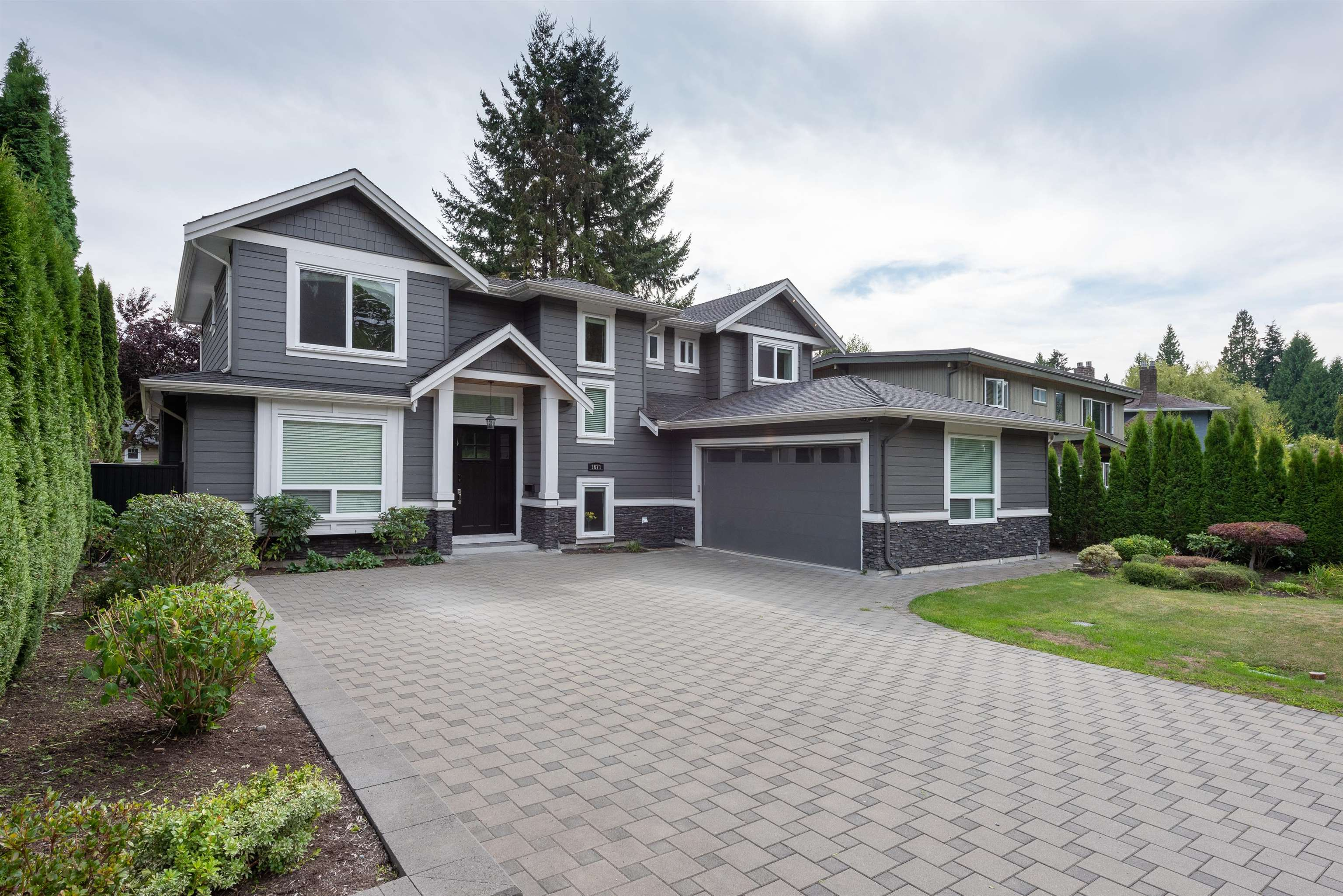 1671 PIERARD ROAD - Lynn Valley House/Single Family for sale, 6 Bedrooms (R2617072) - #1