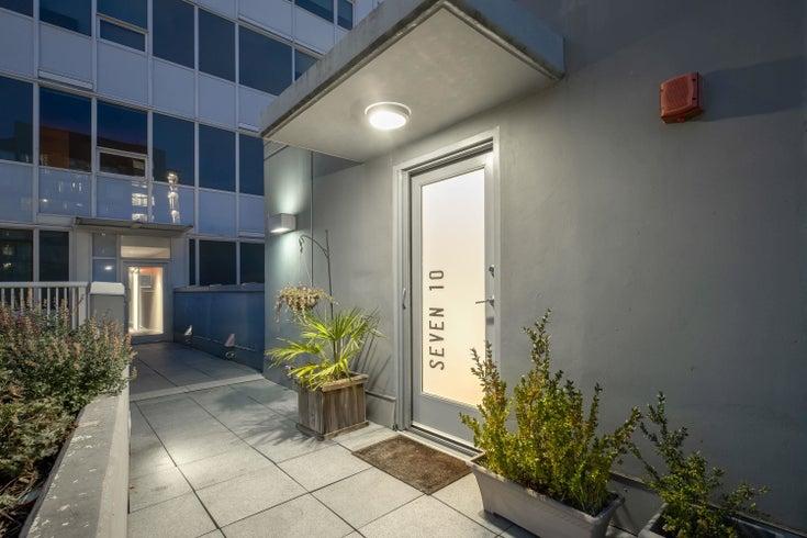 710 108 E 1ST AVENUE - Mount Pleasant VE Apartment/Condo for sale, 2 Bedrooms (R2617096)