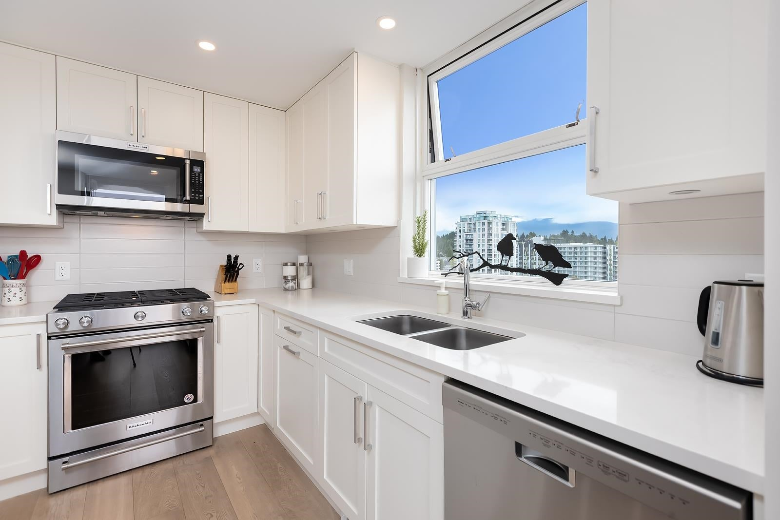 1601 121 W 16TH STREET - Central Lonsdale Apartment/Condo for sale, 2 Bedrooms (R2617103) - #17