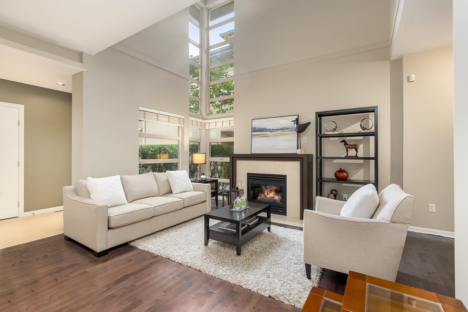 6 3750 EDGEMONT BOULEVARD - Edgemont Townhouse for sale, 4 Bedrooms (R2617117) - #1