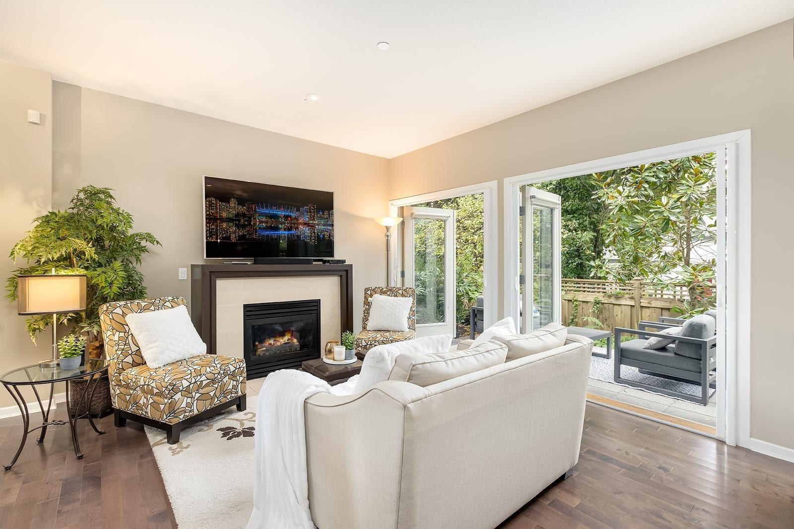 6 3750 EDGEMONT BOULEVARD - Edgemont Townhouse for sale, 4 Bedrooms (R2617117) - #9