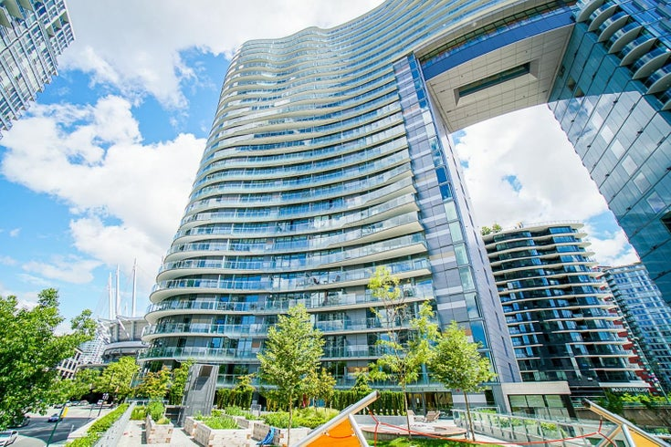 303 89 NELSON STREET - Yaletown Apartment/Condo for sale, 1 Bedroom (R2617152)