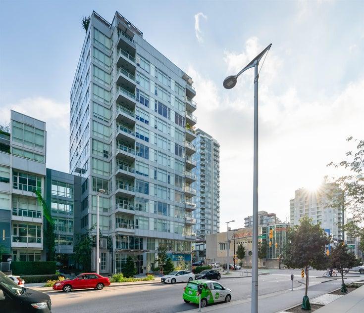 201 108 E 1ST AVENUE - Mount Pleasant VE Apartment/Condo for sale, 1 Bedroom (R2617155)