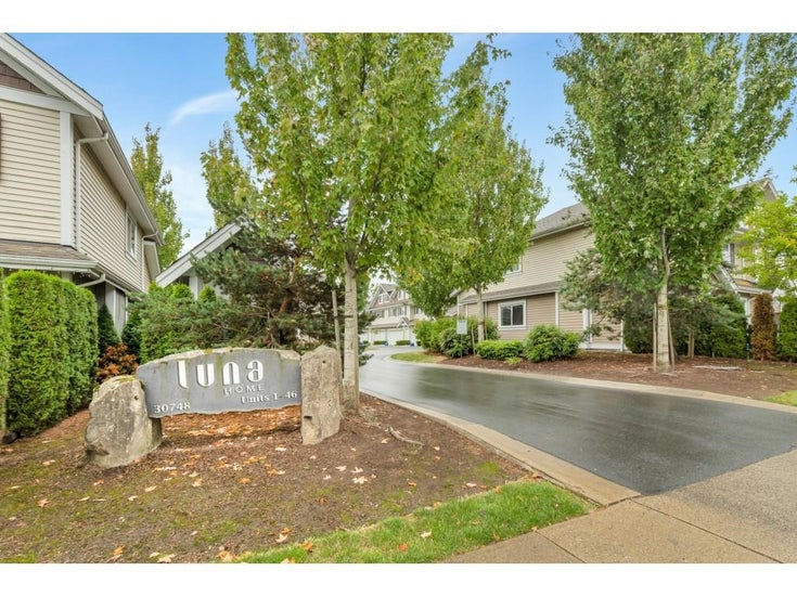 30 30748 CARDINAL AVENUE - Abbotsford West Townhouse for sale, 3 Bedrooms (R2617161)