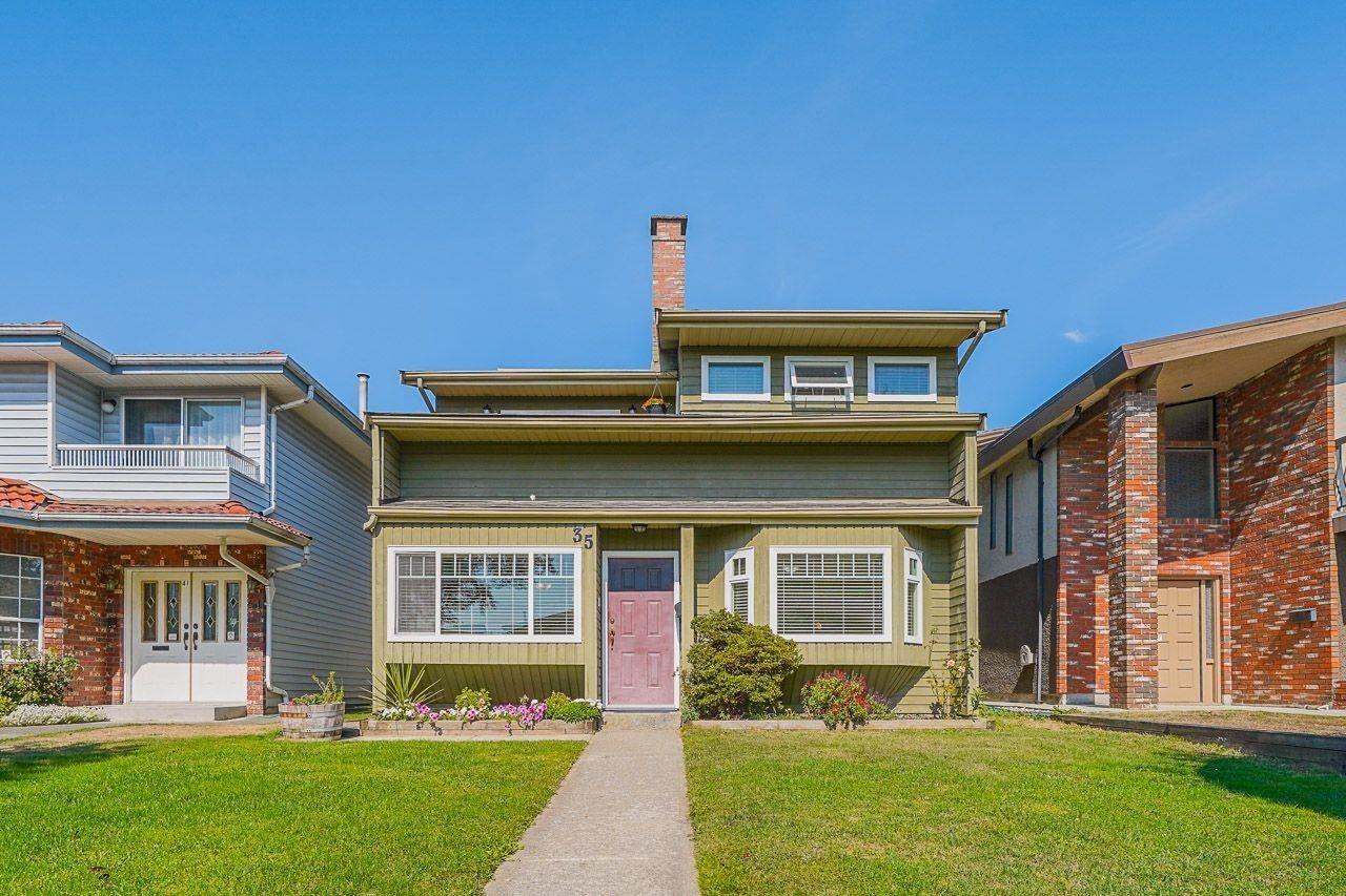35 W 45TH AVENUE - Oakridge VW House/Single Family for sale, 4 Bedrooms (R2617171) - #1