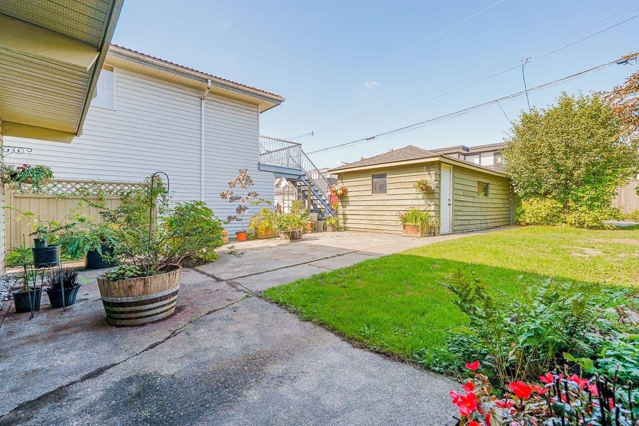 35 W 45TH AVENUE - Oakridge VW House/Single Family for sale, 4 Bedrooms (R2617171) - #24