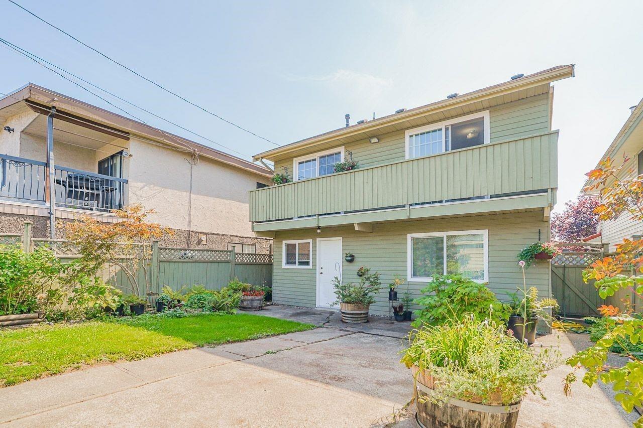 35 W 45TH AVENUE - Oakridge VW House/Single Family for sale, 4 Bedrooms (R2617171) - #26