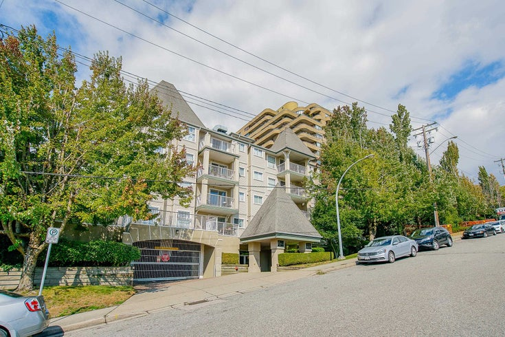 210 1035 AUCKLAND STREET - Uptown NW Apartment/Condo for sale, 1 Bedroom (R2617172)