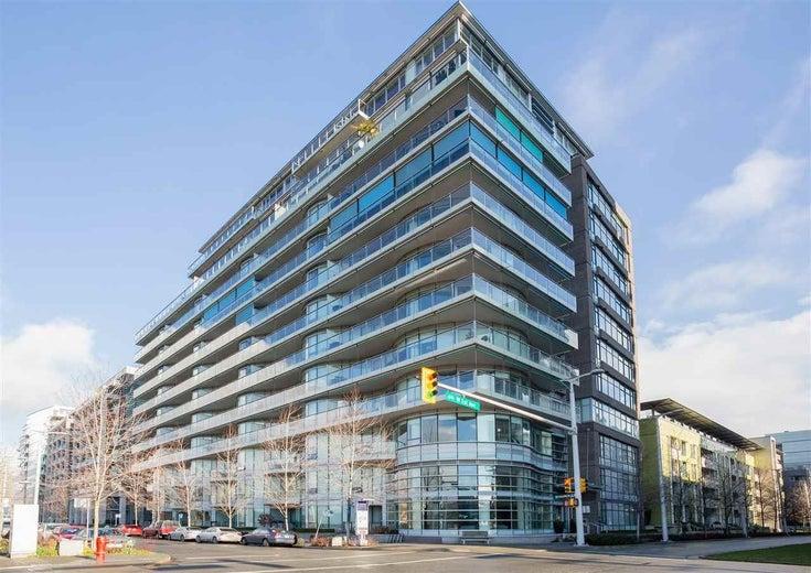 407 181 W 1ST AVENUE - False Creek Apartment/Condo for sale, 2 Bedrooms (R2617184)