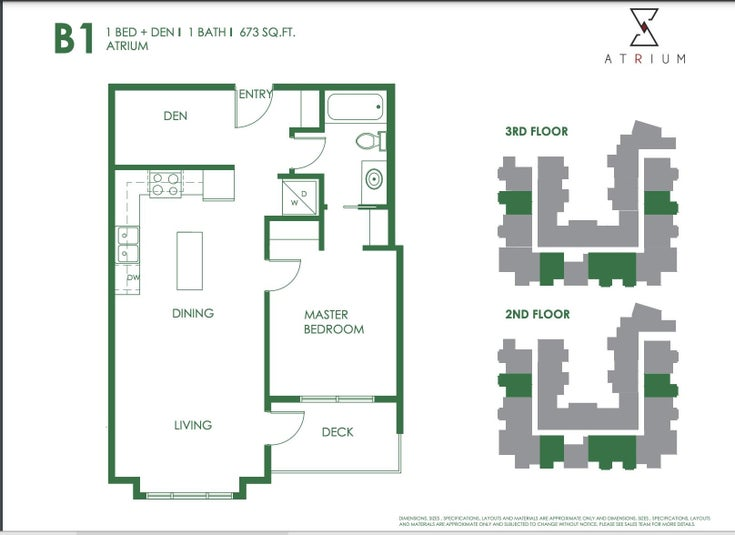 318 19945 BRYDON CRESCENT - Langley City Apartment/Condo for sale, 1 Bedroom (R2617223)
