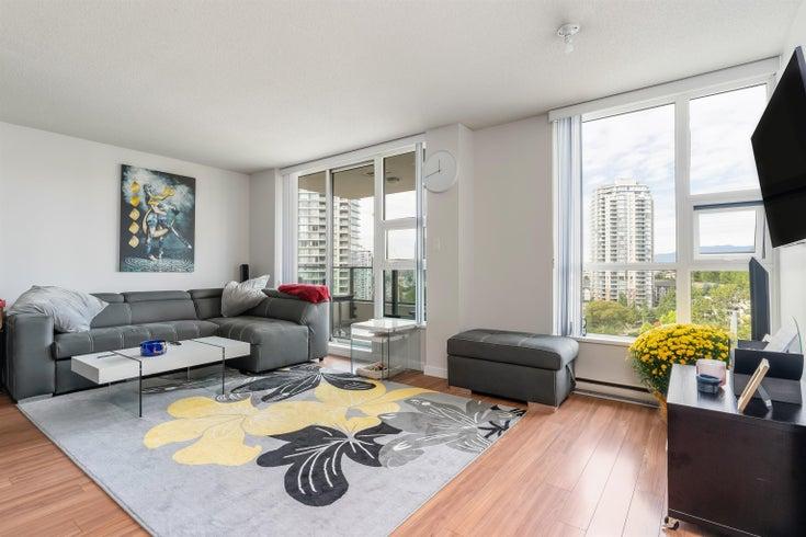 1605 2200 DOUGLAS ROAD - Brentwood Park Apartment/Condo for sale, 1 Bedroom (R2617236)