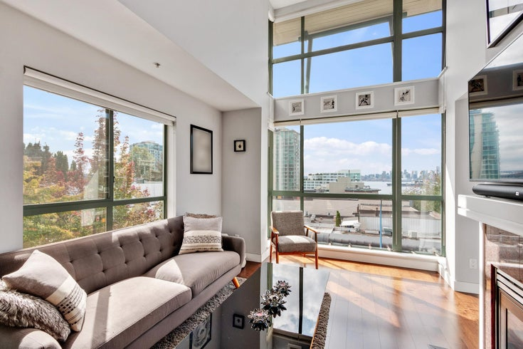 405 212 LONSDALE AVENUE - Lower Lonsdale Apartment/Condo for sale, 1 Bedroom (R2617239)