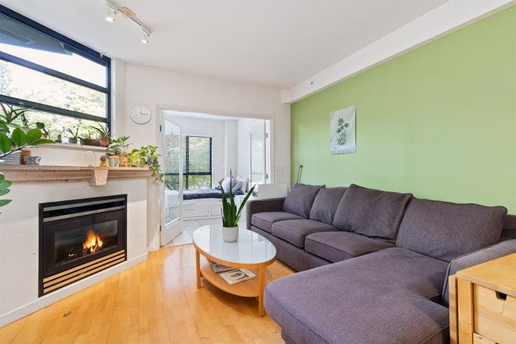 209 2228 MARSTRAND AVENUE - Kitsilano Apartment/Condo for sale, 1 Bedroom (R2617246)