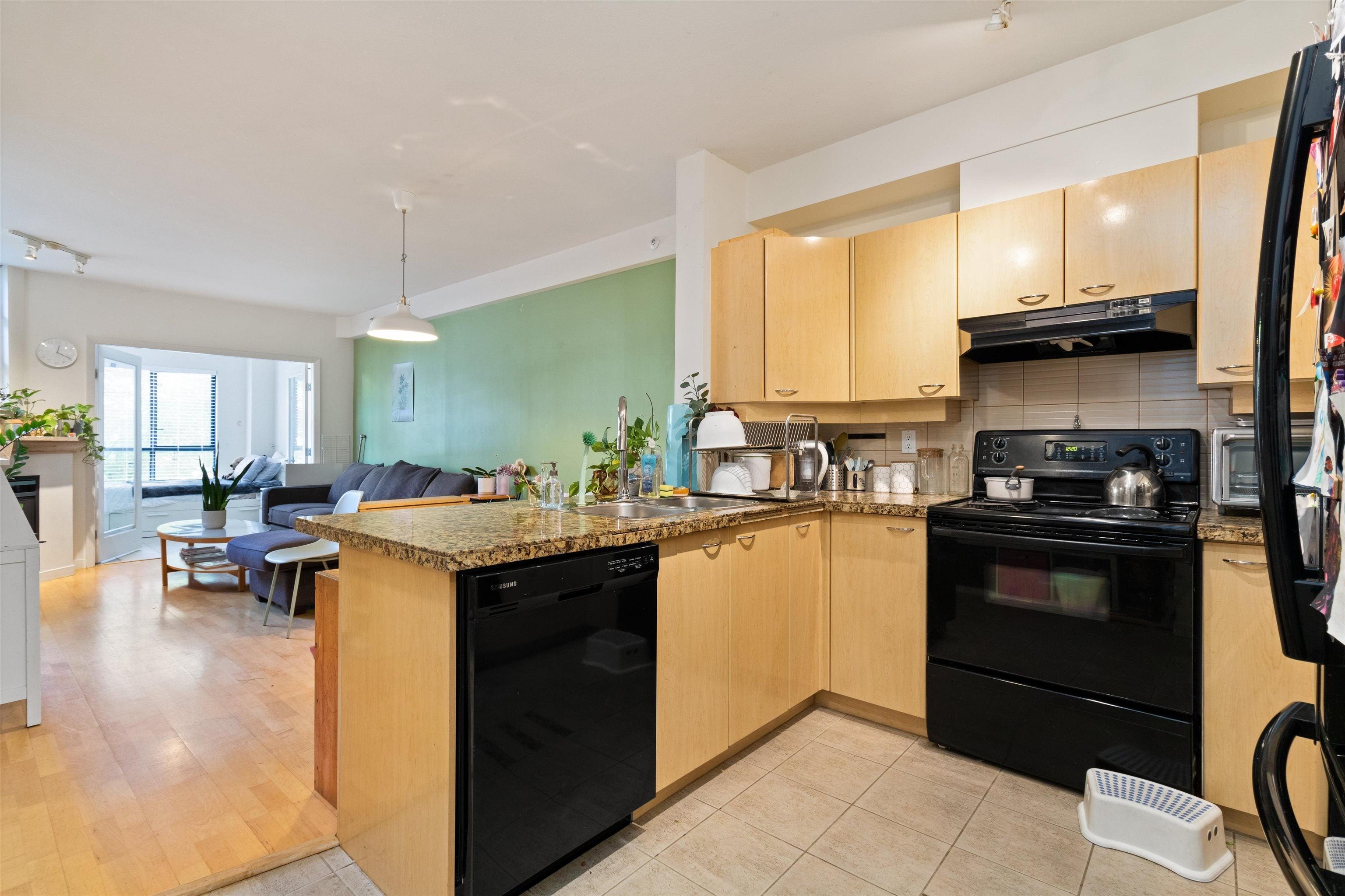 209 2228 MARSTRAND AVENUE - Kitsilano Apartment/Condo for sale, 1 Bedroom (R2617246) - #10